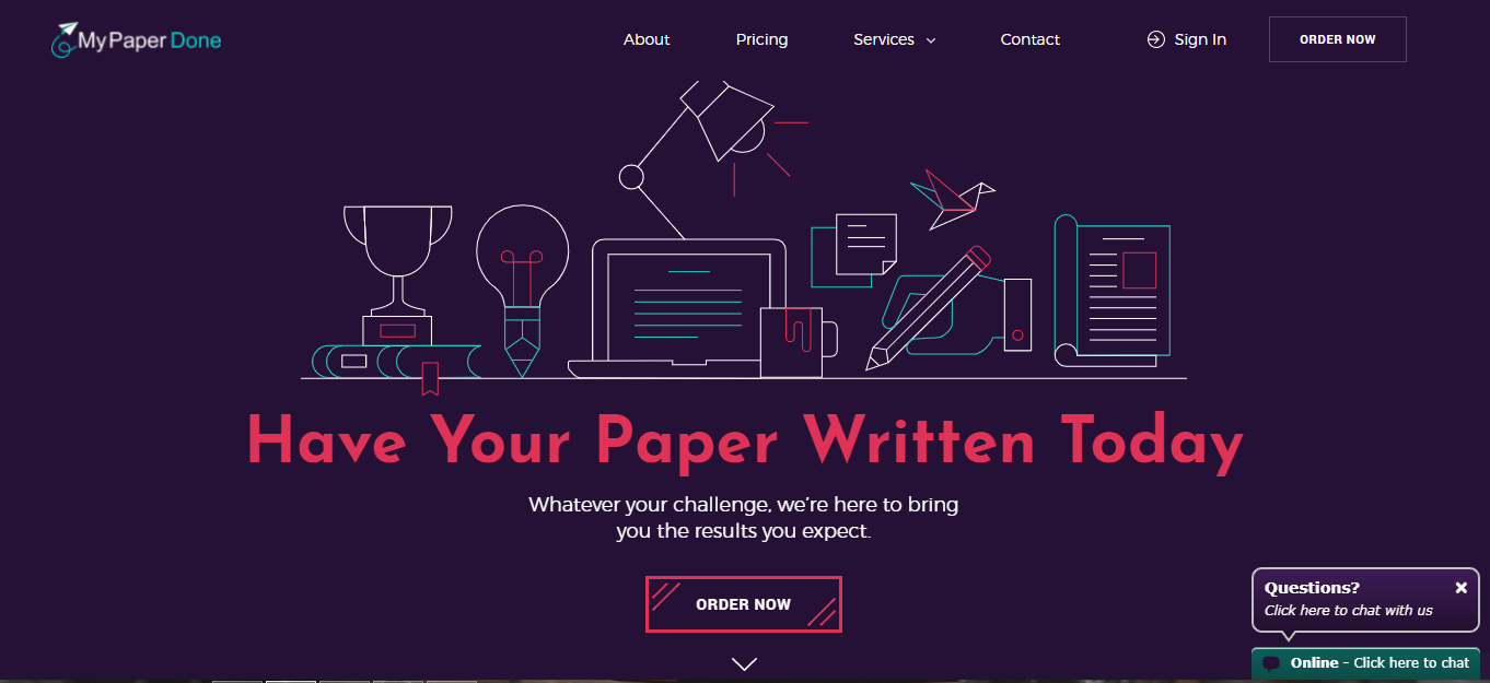 mypaperdone review